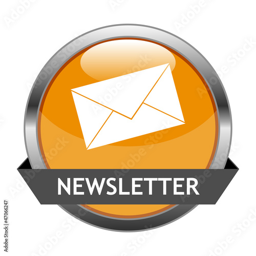 Vector Button Newsletter