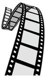 Fototapeta pellicola film