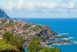 canvas print picture - Madeira