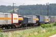 Gütertransport - Güterzug