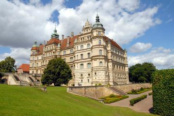 Schloss Güstrow, Schlosspark, Mecklenburg-Vorpommern, Güstrow