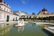Vienna landmark - Belvedere