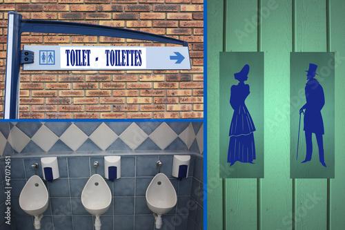 Toilettes -  Toilet