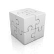 cubical 3d puzzle