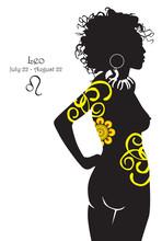 Sylwetka dziewczyny znak zodiaku interpretacja