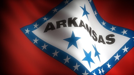 Flag of Arkansas (seamless)