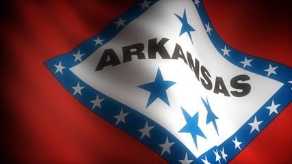 Flag of Arkansas (seamless)