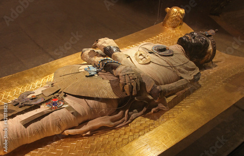 Egyptian mummy