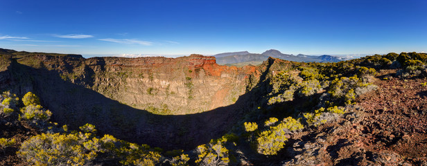 Cratère Commerson - Ile de La Réunion