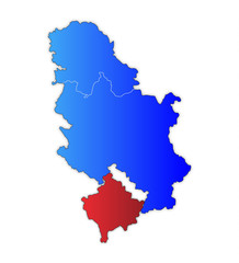 Serbia and  Kosovo