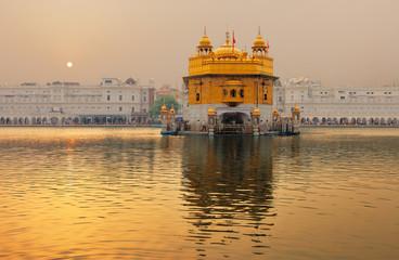 The Golden Temple, Amritsar, India