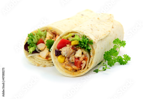 Selbstgemacht, Wraps