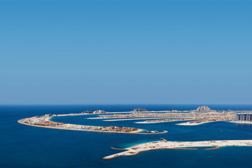 Palm Jumeirah, Dubai is a hugely popular residential area