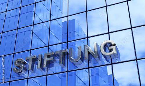 Fassaden Text Konzept - Stiftung