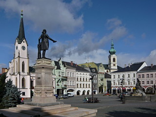 Czech,Trutnov-square