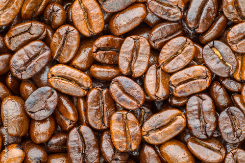 roasted coffee arabica
