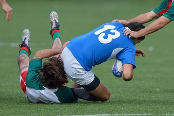 Rugby,Placcaggio