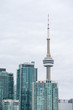 skyline of downtown Toronto, Ontario