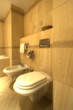 Bathroom with bidet and wc