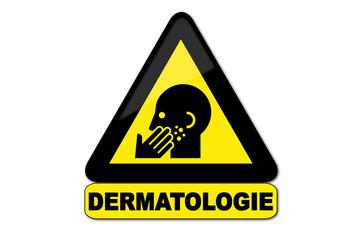 Panneau dermatologie