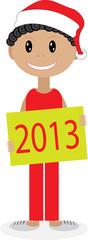 Новый год. 2013.