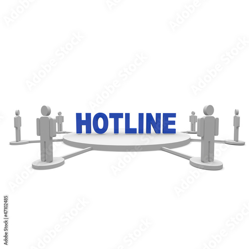 Hotline, suppot, help,