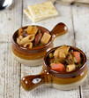 Minestrone Noodle And Vegetable Soup