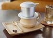 Vietnam style coffee