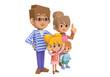 Four families02