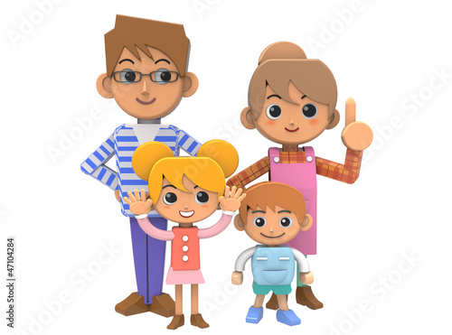 Four families03