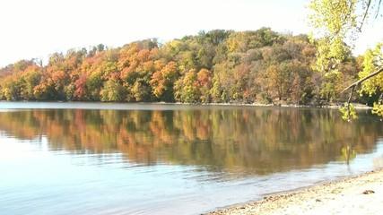 Fall Colors at Beautiful Lake