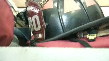 Firemen Helmets & Jackets Pan