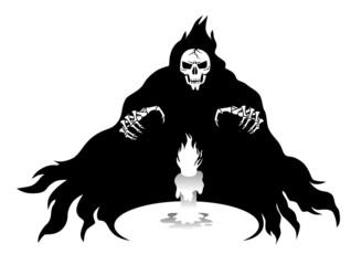死神の呪い