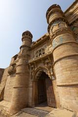 Gwalior fort in Madhya Pradesh - gateway.
