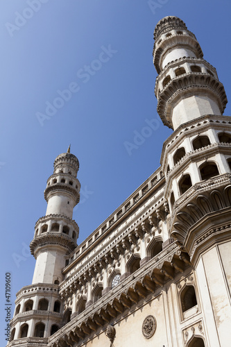 Poster Charminar in Hyderabad