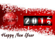 2013 new year vector card
