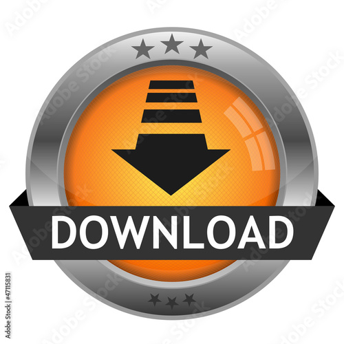 Vector Button Download