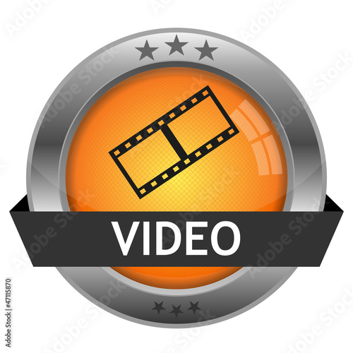 Vector Button Video