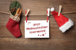 Weihnachtsfeier reservieren