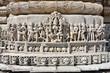 Chaumukha Mandir - temple carvings, ranakpur.