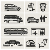 Fototapety taxis