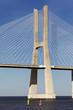 part of Vasco da Gama bridge
