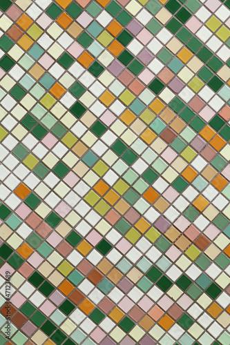 Mosaic texture