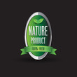 Nature product - 100 percent fresh