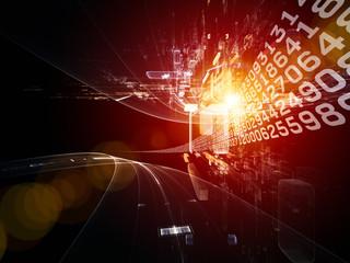 Virtual Information Stream