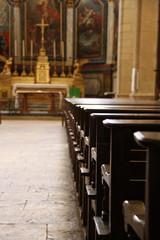 kilisenin genel görünümü