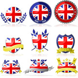 United Kingdom badges