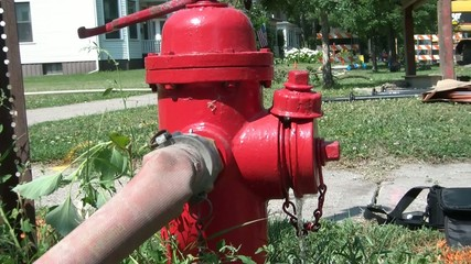 Leaky Fire Hydrant