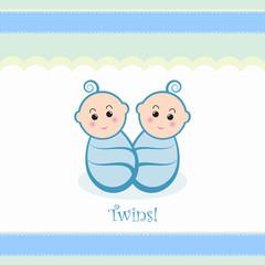 Baby Boy Twins