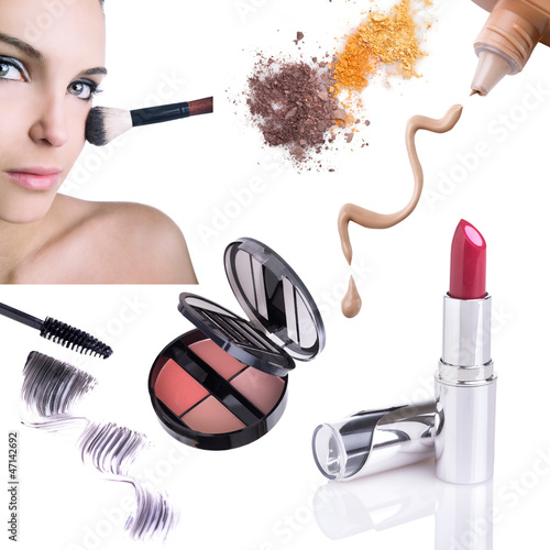 Fototapeten,makeup,makeup,visagist,ästhetisch